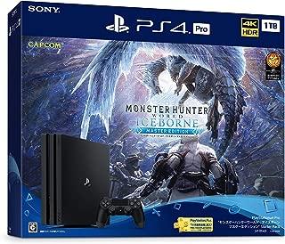 """PlayStation 4 Pro """"モンスターハンターワールド: アイスボーンマスターエディション"""" Starter Pack"""