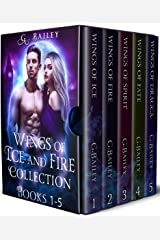 Wings of Ice and Fire Collection (Her Guardian's Series) (English Edition) Format Kindle