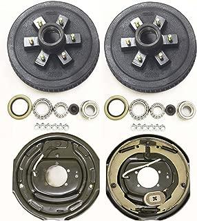 6000 lb axle electric brakes