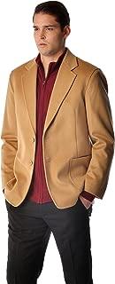 Cashmere Sport Coat for Men (3 Colors, Sizes: 38/40/42/44/46/48/50)