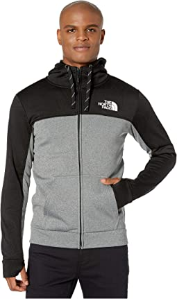 TNF Black Topo Print/TNF Medium Grey Heather