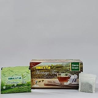 Himalayan Heritage's Stevia Green Tea ( 25 Tea Bags)
