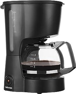 Tristar CM-1246 Koffiezetapparaat met een inhoud van 600 ml, ideaal voor campings [voor maximaal 6 kopjes, met automatisch...