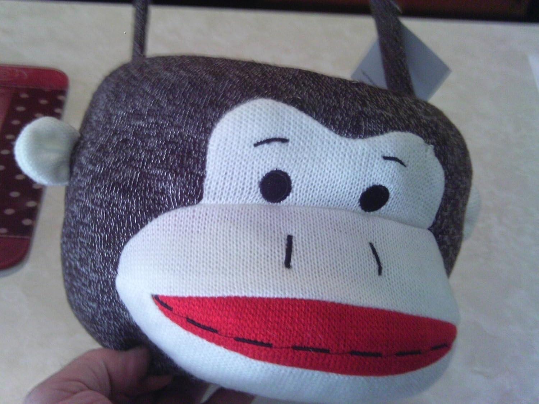 Sock Monkey Easter Basket - braun by Sock Monkey