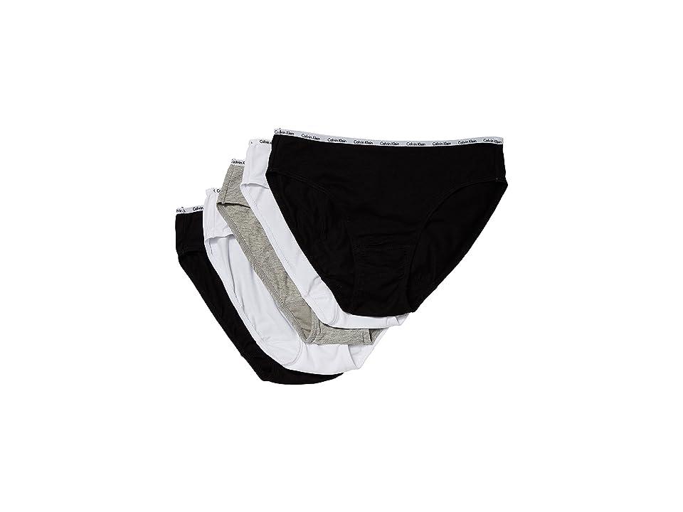 Calvin Klein Underwear - Calvin Klein Underwear 5-Pack Signature Cotton Bikini Bottoms