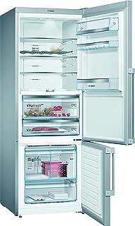 Bosch KGF56PIDP Serie 8 Réfrigérateur congélateur XXL autoportant/A+++ / 193 x 70 cm / 216 kWh/an/Inox anti-traces de doig...