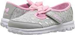 SKECHERS KIDS - Go Walk - Bitty Heart 81162N (Infant/Toddler/Little Kid)