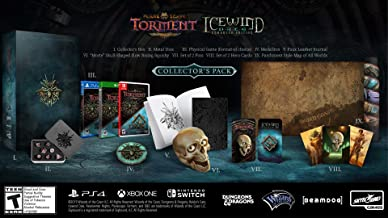 Planescape Torment/ Icewind Dale Enhanced Editions Collector's Pack (Nintendo Switch)