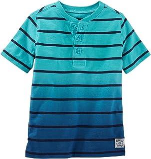 OshKosh BGosh Boys Knit Polo Henley 21873018 OshKosh BGosh