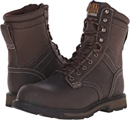"Groundbreaker 8"" H2O Steel Toe"