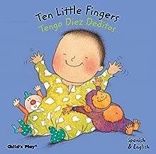 Ten Little Fingers/Tengo Diez Deditos (Dual Language Baby Board Books- English/Spanish) (Spanish and English Edition)