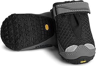 RUFFWEAR ♦ Grip TREX Dog Boots ♦ All Terrain Rugged PAW WEAR Set of Two Colors
