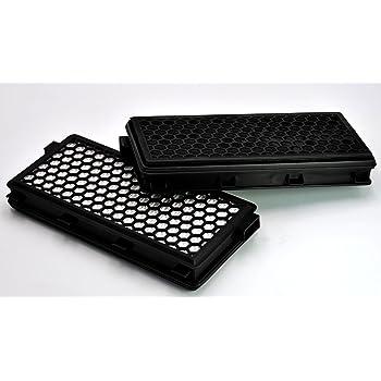 HEPA Filter Kassette Lamellenfilter Staubsauger passend Miele 7226150 SF-AAC50
