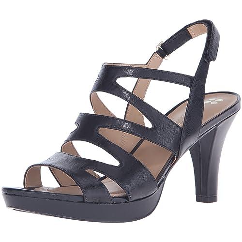 Naturalizer Women s Pressley Platform Dress Sandal 0b420014edb0