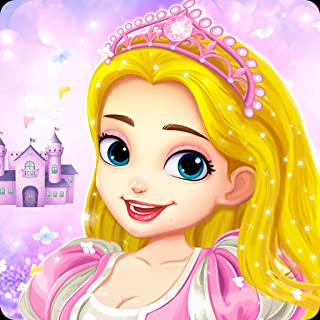 Princess puzzles games for toddlers and little girls free