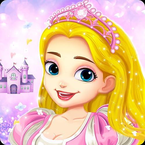 Prinzessin Puzzles spiele für Kinder und kleine Mädchen