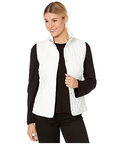 Vineyard Vines Quilted Vest (Marshmallow) Women