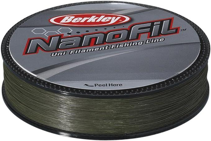 Berkley Nanofil Unifilament 10m non woven not Monofil Fishing Line Line