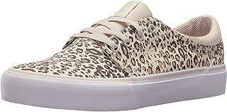 DC Trase TX SE Womens Skate Shoe,  tan/Brown,  10.5B B US