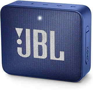 JBL Go 2 Portable Bluetooth Speaker, Blue - JBLGo2Blu, K951541
