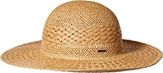 Women's Made of Light Straw Hat, natural, 1 SZ