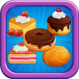 Cake Match : fun addictive match 3 puzzle game!