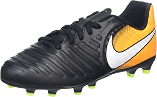 Nike Kids Jr. Tiempo Rio IV (FG) Firm Ground Soccer Cleat cdb3153c9a7