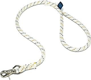 ドッグ・ギア ザイルリード タイプS ロープ径10mm 全長100cm ホワイト 「愛犬とのコミュニケーションを楽しむためのリードです」