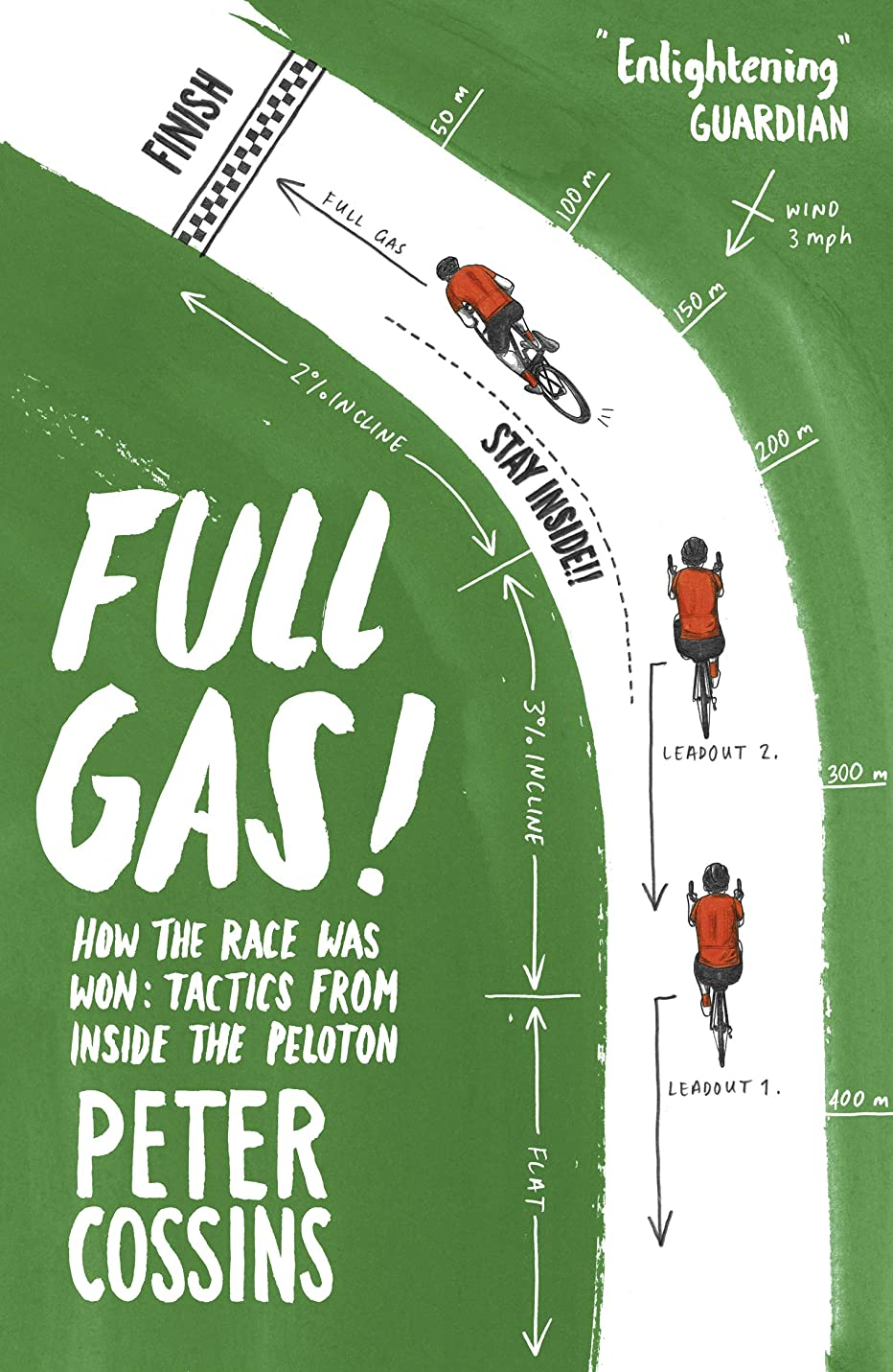 マンモス地区ニコチンFull Gas: How to Win a Bike Race – Tactics from Inside the Peloton (English Edition)