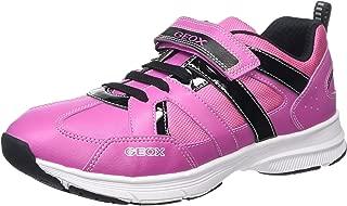 Geox Kids' TOPFLY Girl 10 Sneaker