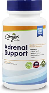 Adrenal Support Supplements - Special Formula for Adrenal Health, Cortisol Support, Adrenal Fatigue, Stress Anxiety Relief...