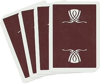 brown wynn casino playing cards