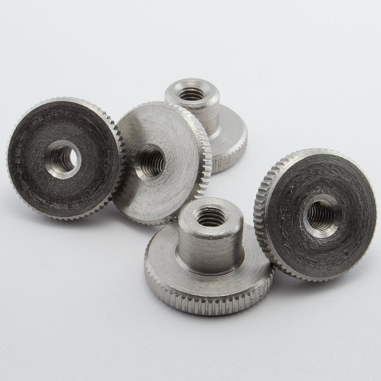 /Écrous molet/és OPIOL QUALITY /Écrous molet/és haute forme DIN 466 en acier inoxydable A1 2 pi/èces