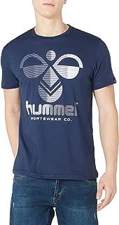 Hummel Hmlbeison Tişört S/S Spor Tişört Erkek