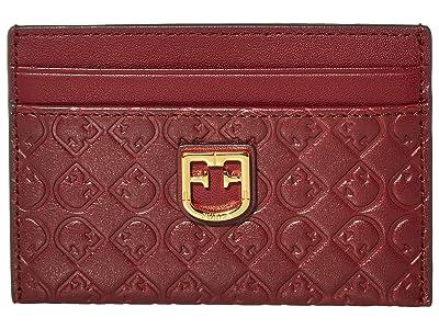 Furla Belvedere Small Credit Card Case (Ribes) Handbags