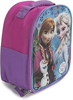 Fast Forward Disney's Frozen Light Up Musical Lunch Box Anna/Elsa/Olaf by Fast Forward