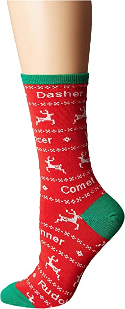 Dasher Dancer
