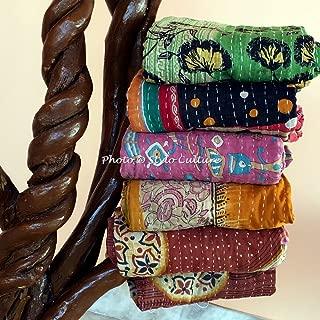 fair trade kantha quilts wholesale