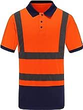 Best hi vis orange polo shirt Reviews