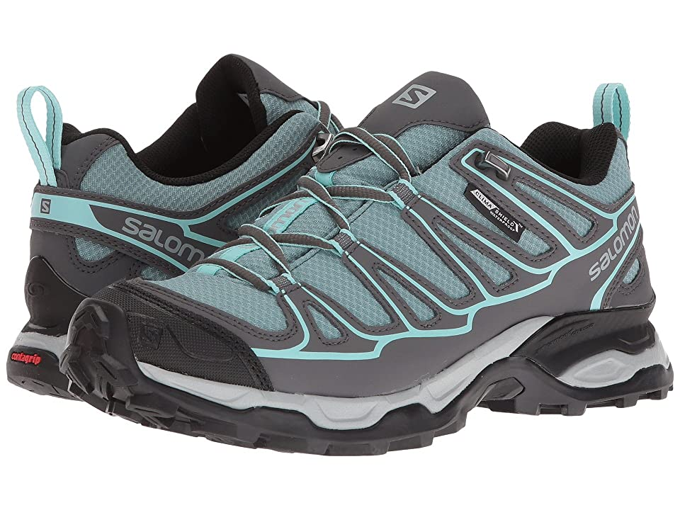 Salomon X Ultra Prime CS WP (Artic/Magnet/Aruba Blue) Women