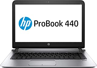 "Notebook HP Probook 440 G3, Intel Core I5, 8GB, SSD 256GB, Tela 14"" e Windows 10 Pro"