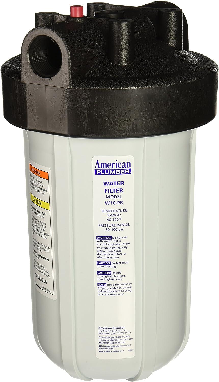 American Plumber W10-PR 152014 1  Filter Housing
