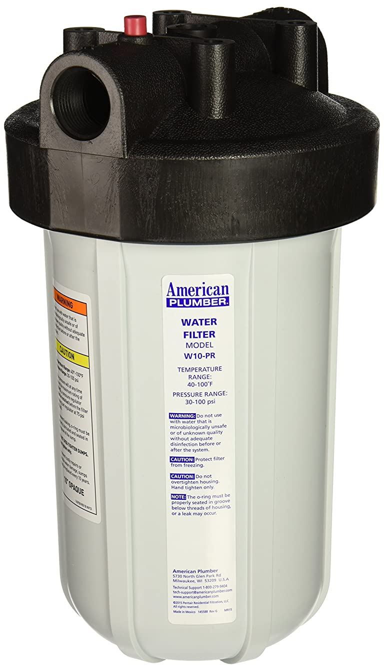 American Plumber W10-PR 152014 1