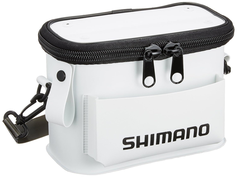 シマノ(SHIMANO) 船縁ポーチ BK-031M ホワイト