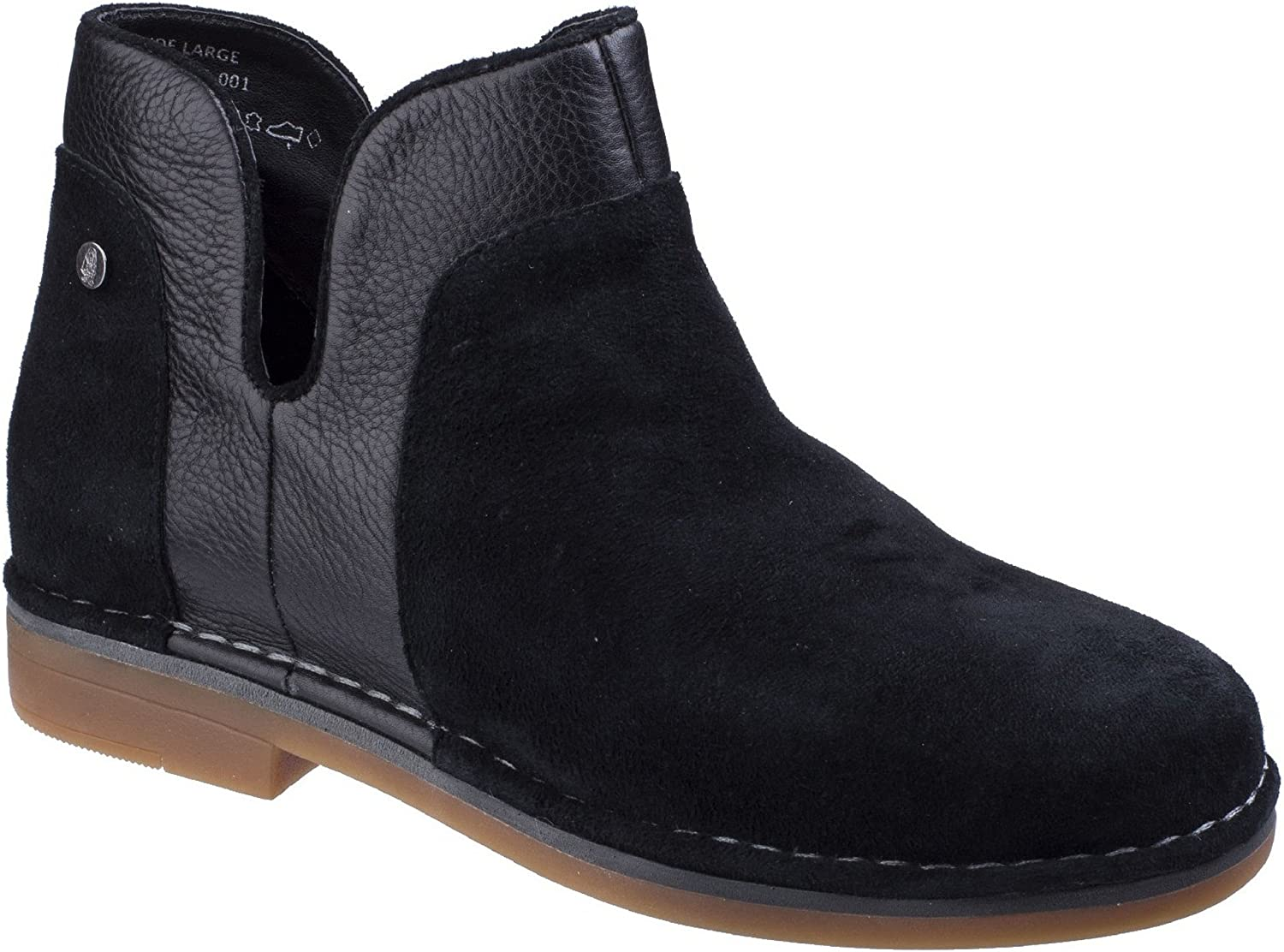 Hush Puppies Womens Ladies Claudie Catelyn Ankle Boots