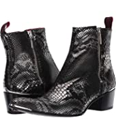 Jeffery-West - Sylvian Double Metal Zip Boot