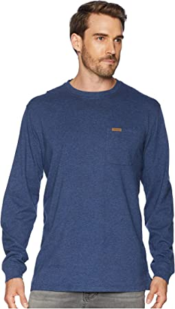 Long Sleeve Deschutes Pocket Tee