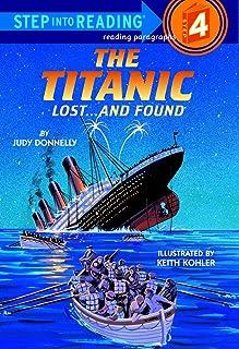 Titanic Step Into Reading Lvl 4