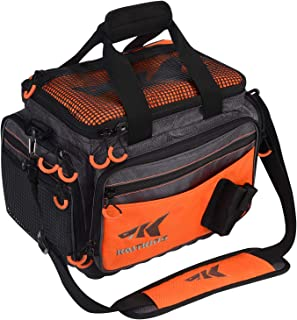 Best KastKing Fishing Tackle Bags - Large Saltwater Resistant Fishing Bags - Fishing Tackle Storage Bags - 3600 3700 Tackle Box Review