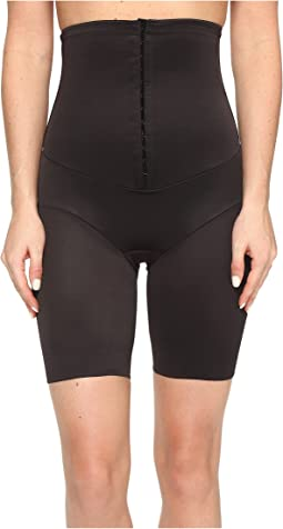 Miraclesuit Shapewear Inches Off Hook & Eye Waist Cinching Thigh Slimmer